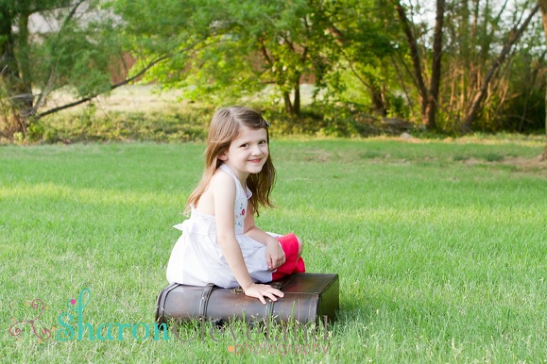 Fort Worth Family Photography On location